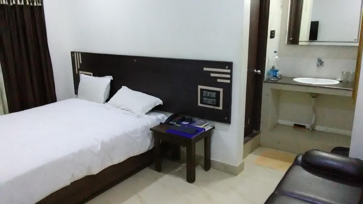 My Hotel Room, Hotel Maruti, Tuni India
