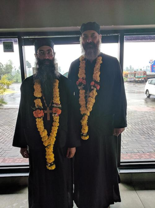 A warm welcome to India