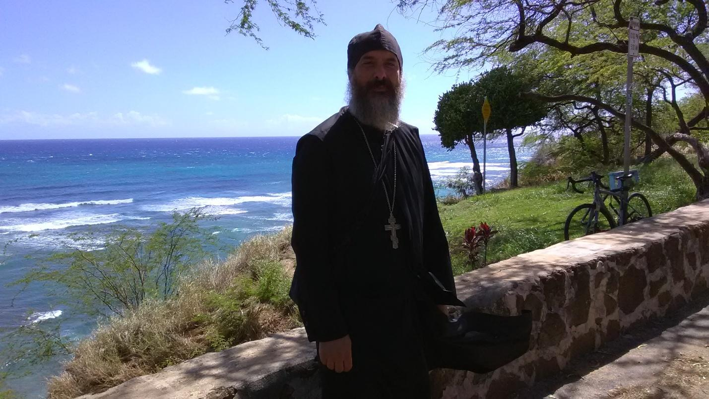 Fr. Athanasius Diamond Head