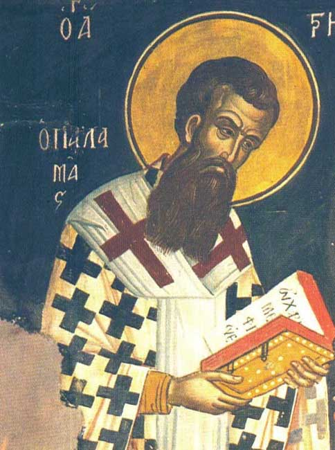 St. Gregory of Palamas